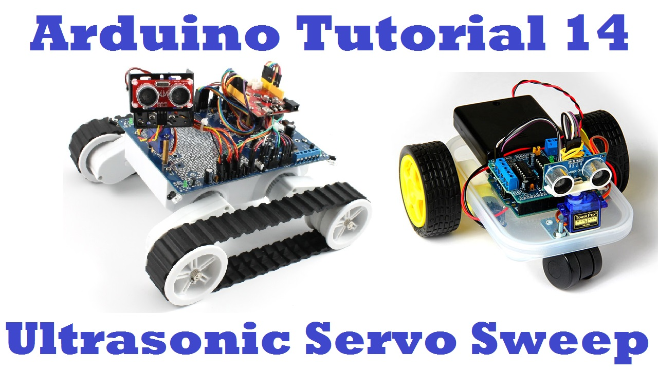arduino sensor sweep
