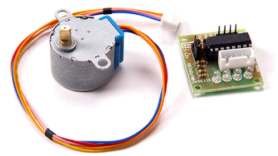 28byj 48 stepper motor for the arduino