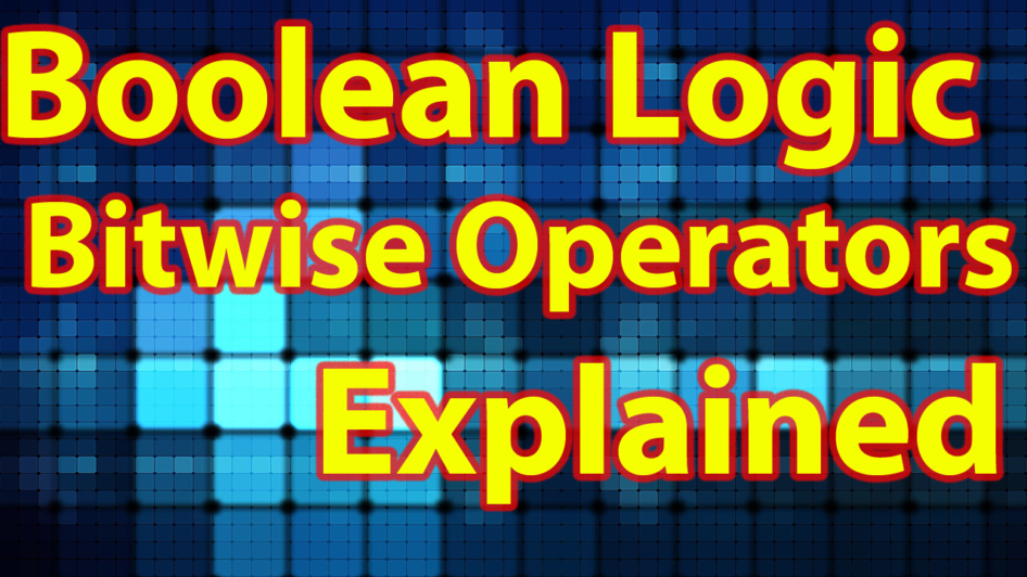 Boolean Logic Tutorial Bit Manipulation Hardware Software