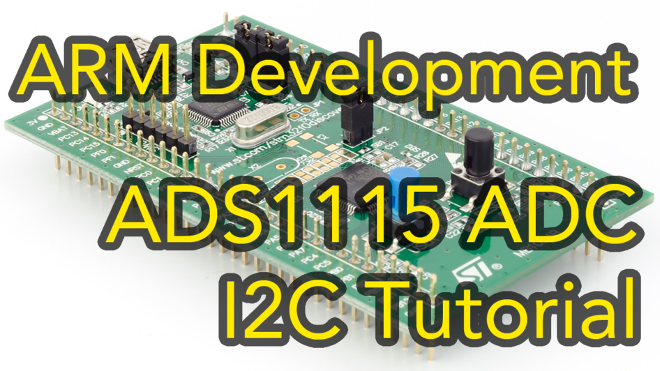 ARM I2C tutorial