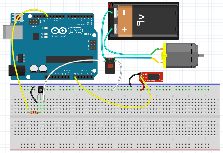 Arduino Plant Watering Drip Feed System – Part 2 – EEEnthusiast