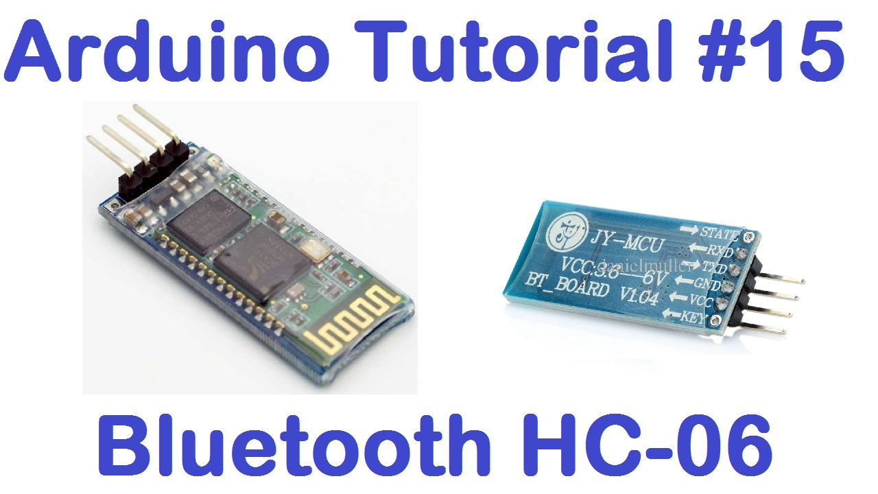 arduino bluetooth wireless