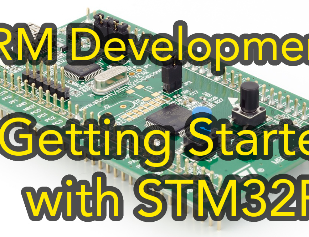 Arm Development #1 – STM32 Discovery Hello World Tutorial on CubeMX & Keil 5 uVision Getting Started