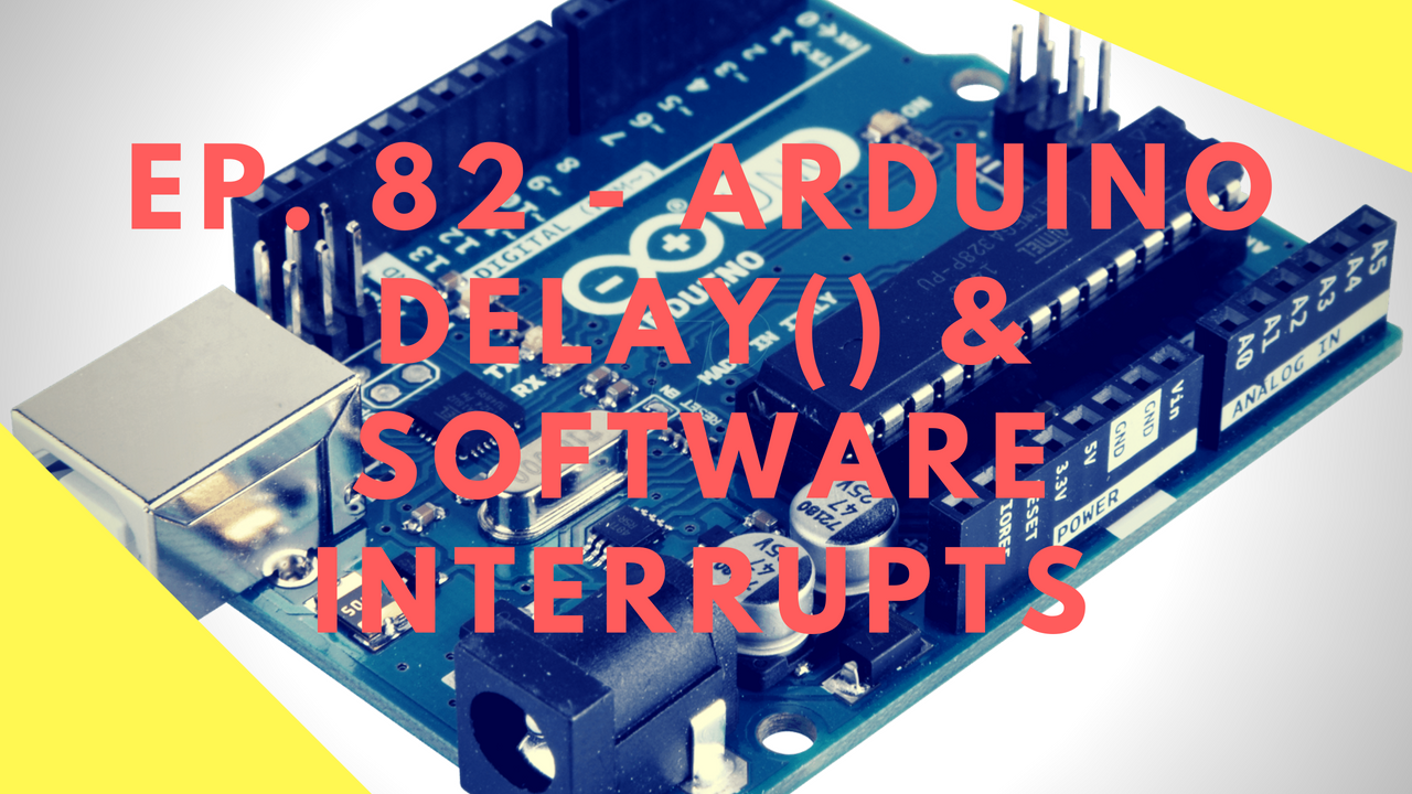 Ep 58 Arduino Advanced Input Button Control Debouncing Switch Debounce Tutorial Delay Function On Software Interrupts Timer Library Alternatives To