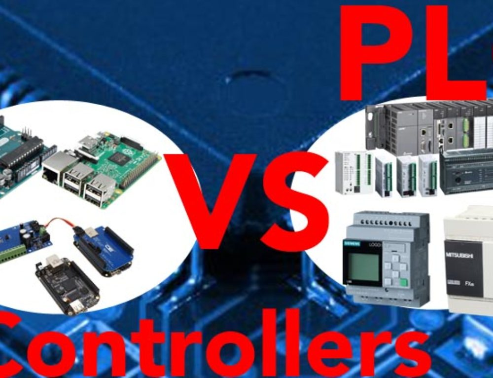 PLC vs Arduino & Other Microcontrollers for Industrial Controls & Automation